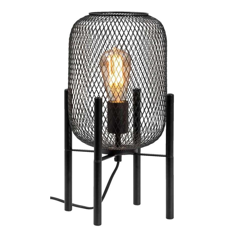 Tafellamp Meknes - zwart