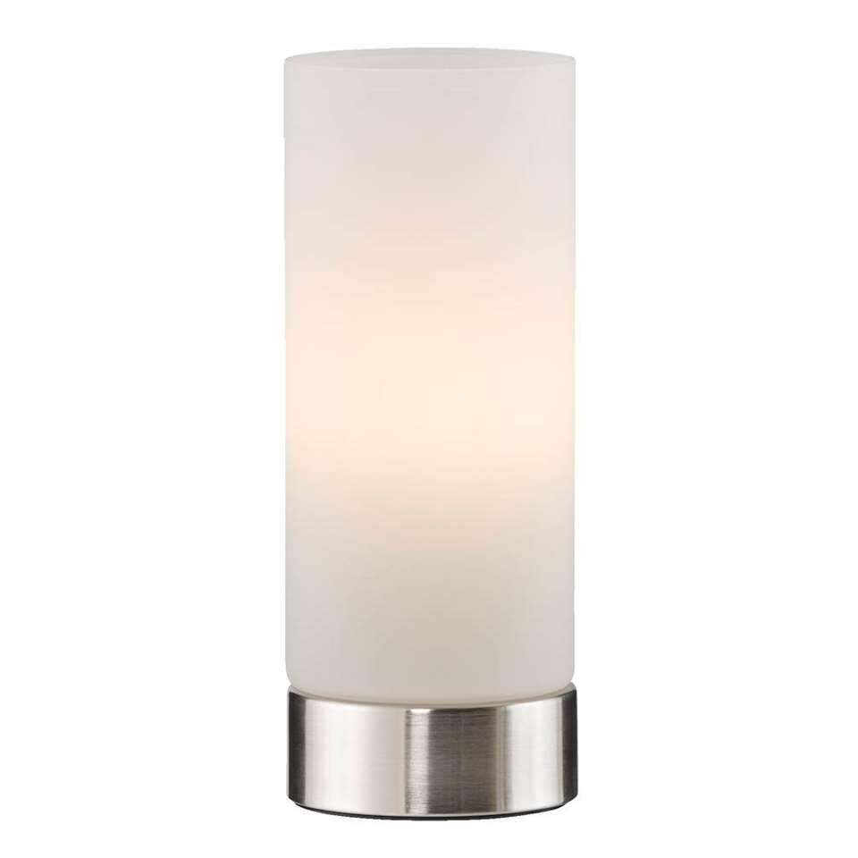 Tafellamp Rotterdam - wit - 13,5x27 cm - Leen Bakker