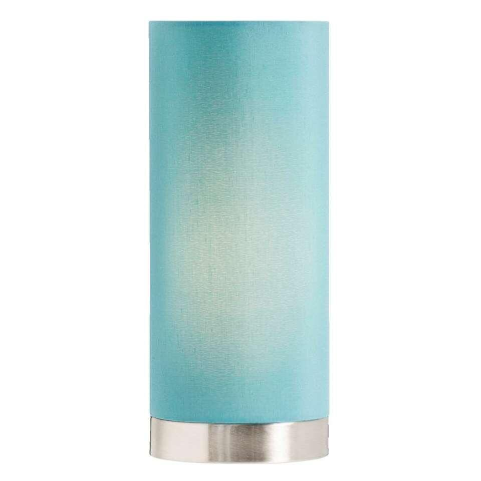 Lucide tafellamp Fabric - blauw - Leen Bakker