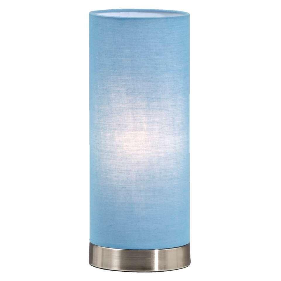 Tafellamp Fabric - blauw