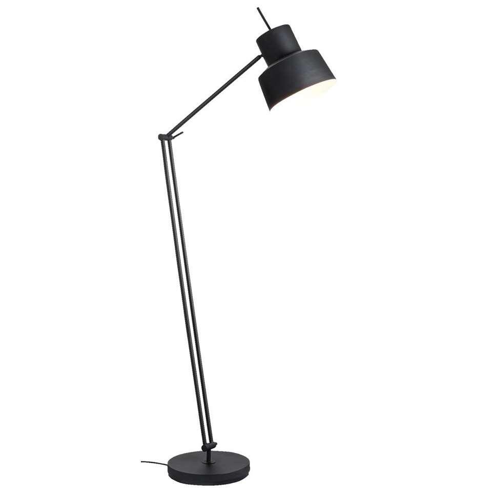 Vloerlamp Bakoe - zwart