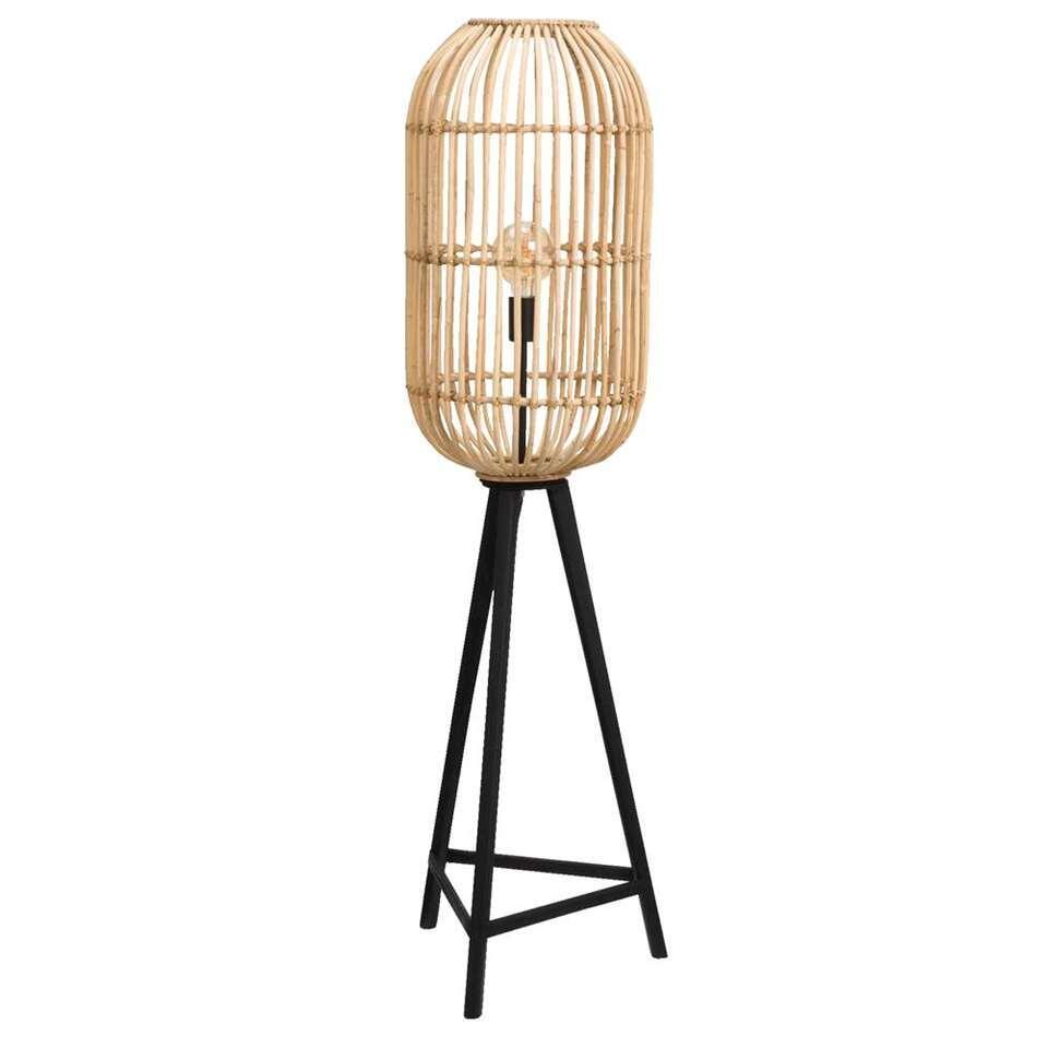 vloerlamp robert naturel 140x36 cm