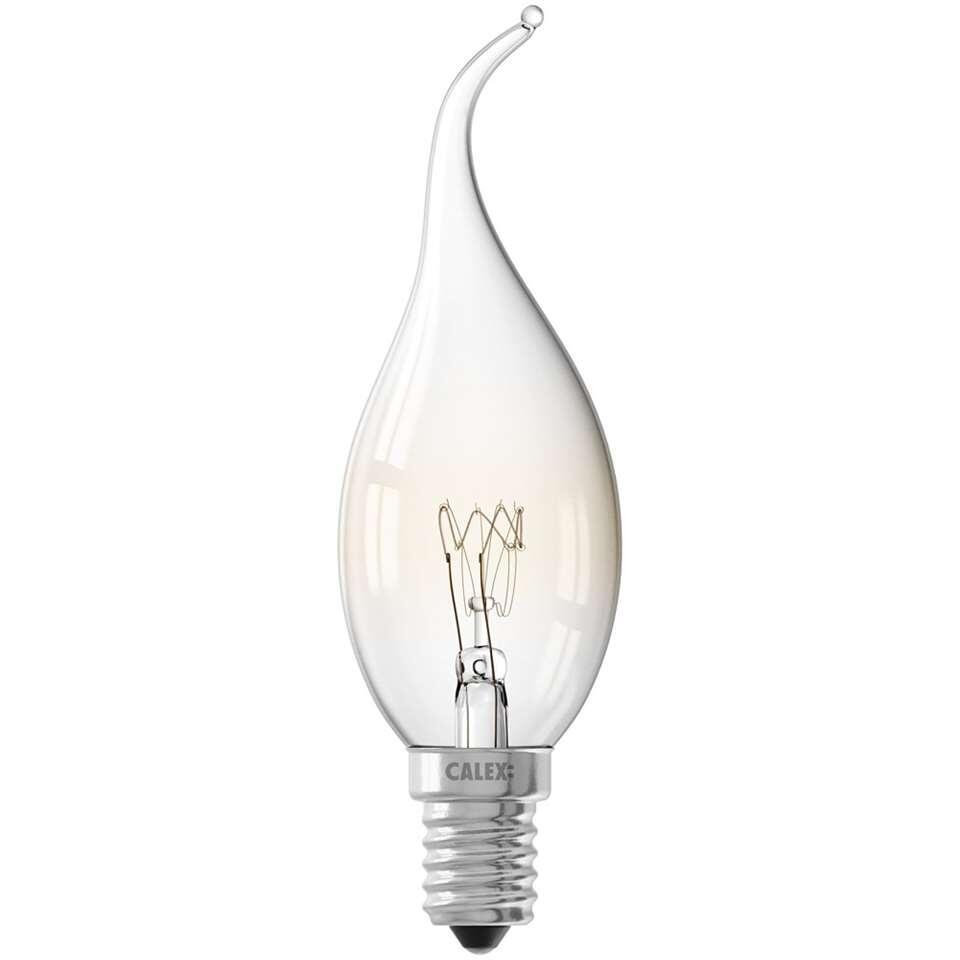 Voorzie je woning van goede verlichting met deze heldere tip kaarslamp. De tip kaarslamp heeft een E14-fitting en een vermogen van 10 Watt.