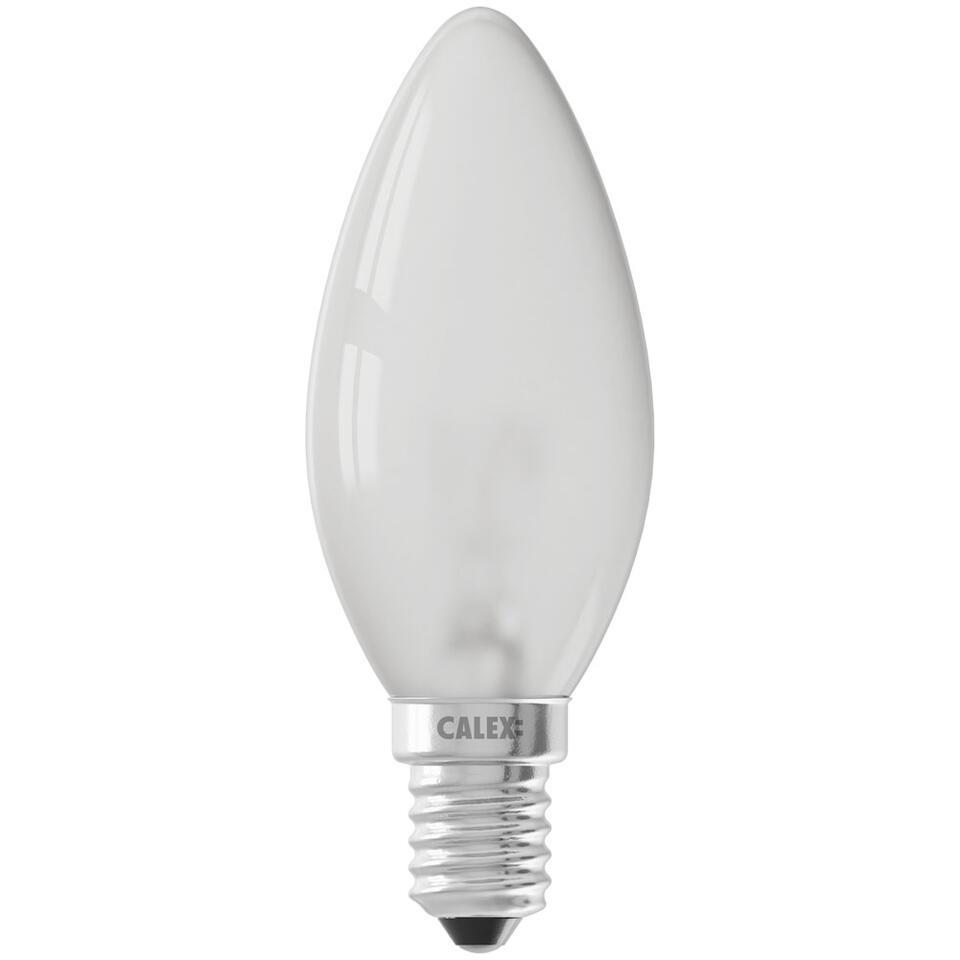 Calex kaarslamp 10W E14 - mat