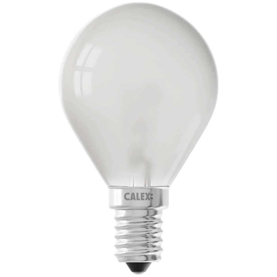 Calex kogelnachtlamp 10W E14 – mat – Leen Bakker