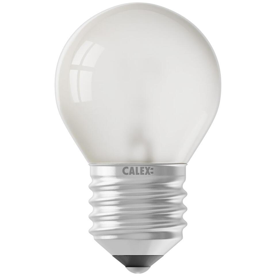 Voorzie je woning van goede verlichting met deze kogel-nacht lamp. De kogel-nacht lamp heeft een E27-fitting en een vermogen van 10 Watt.