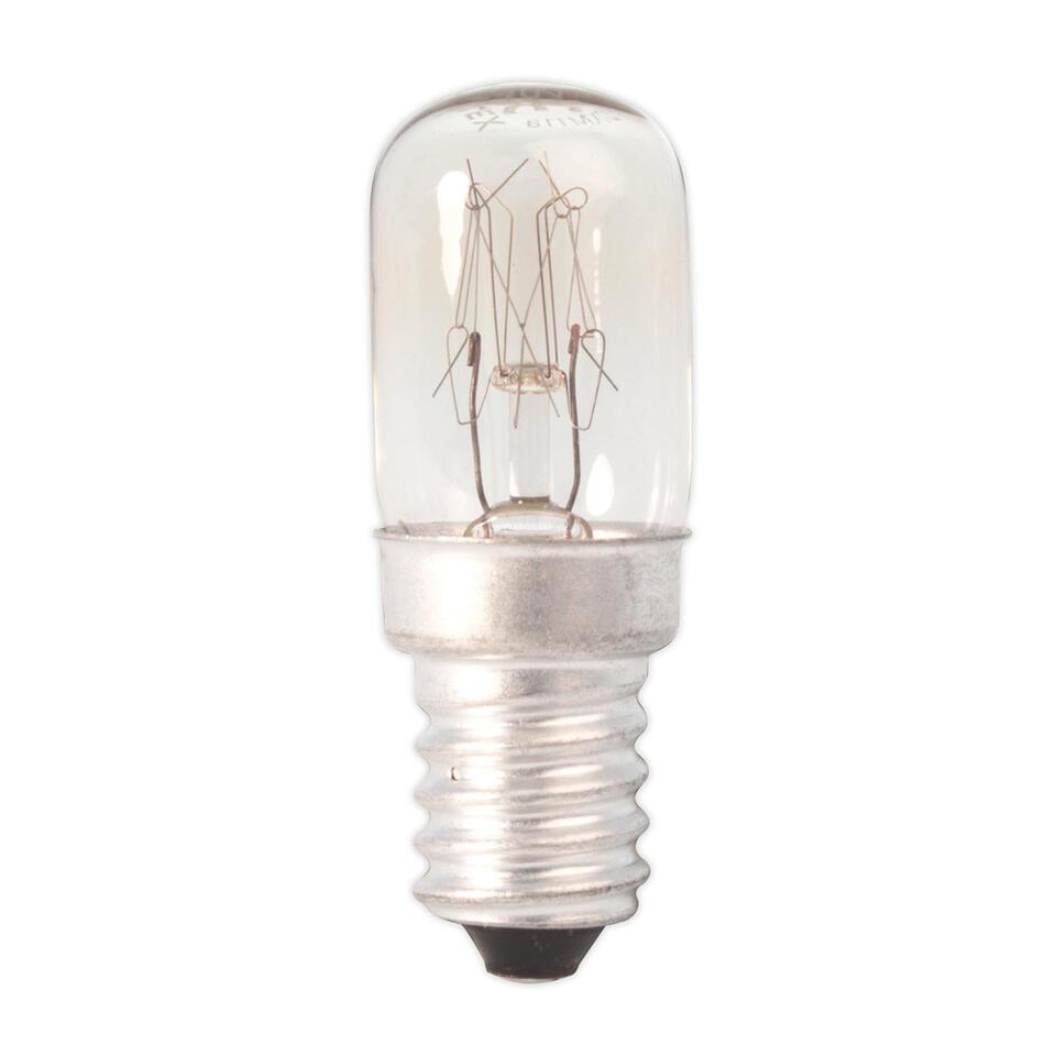 calex buislamp 10w e14 helder 18x52 mm