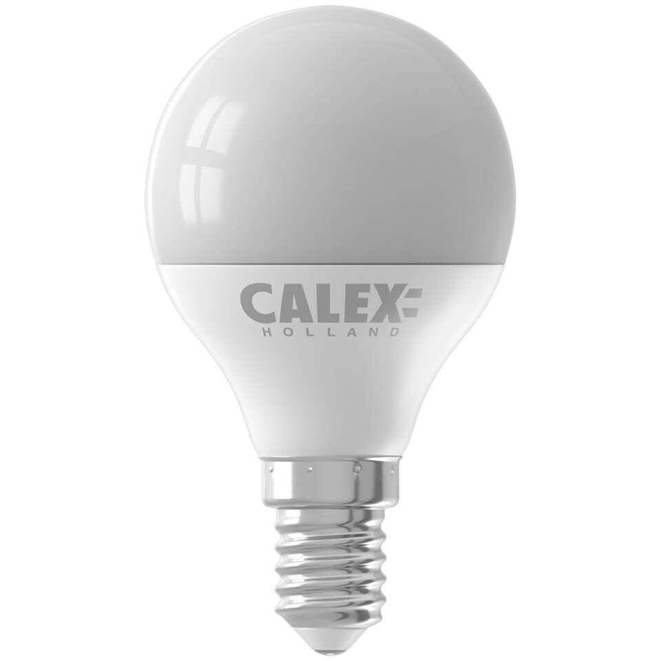 Calex LED P45 kogellamp E14 – Leen Bakker