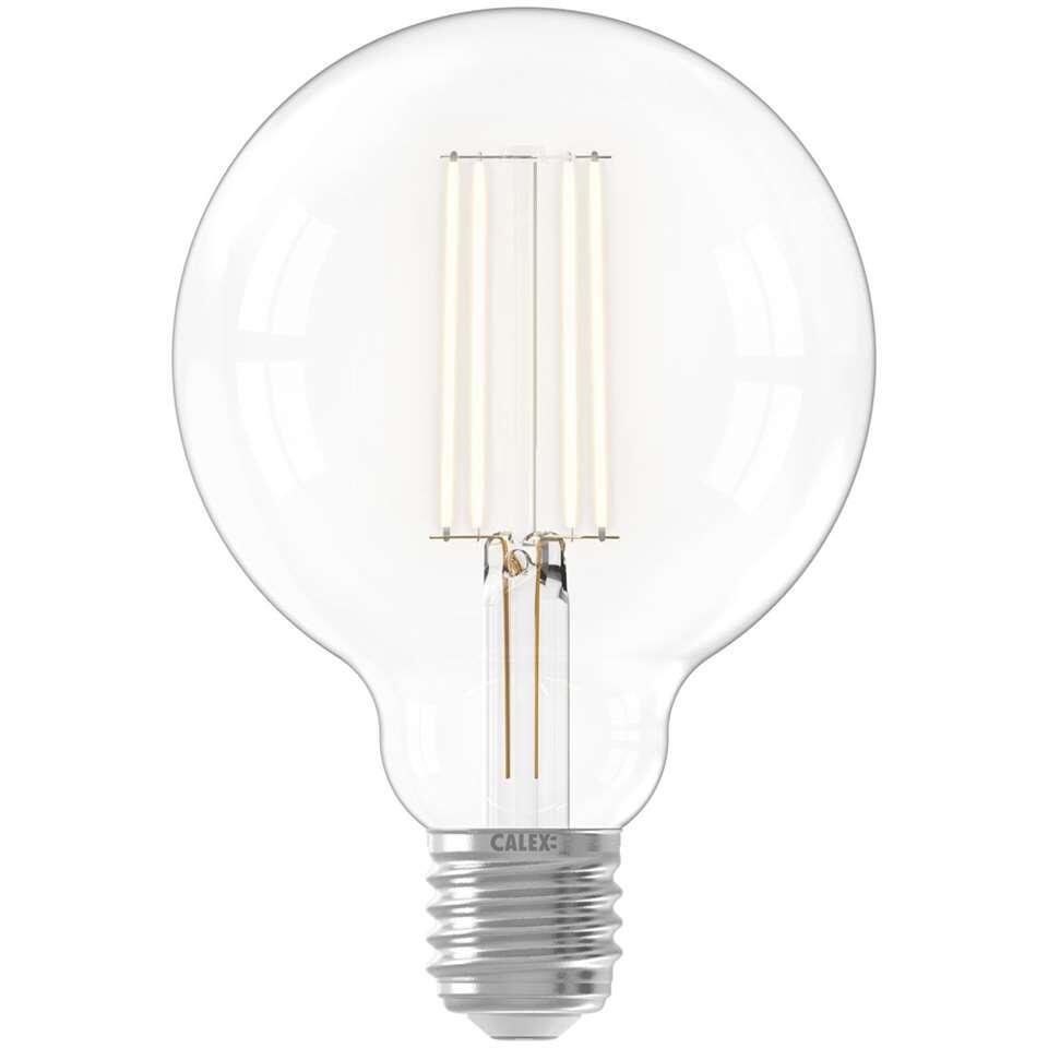 Deze supergrote Langfilament lichtbron is tegenwoordig superhip. Je hebt alleen een pendel nodig waarin je hem hangt, want deze grote lichtbron is gewoon al een lamp op zich