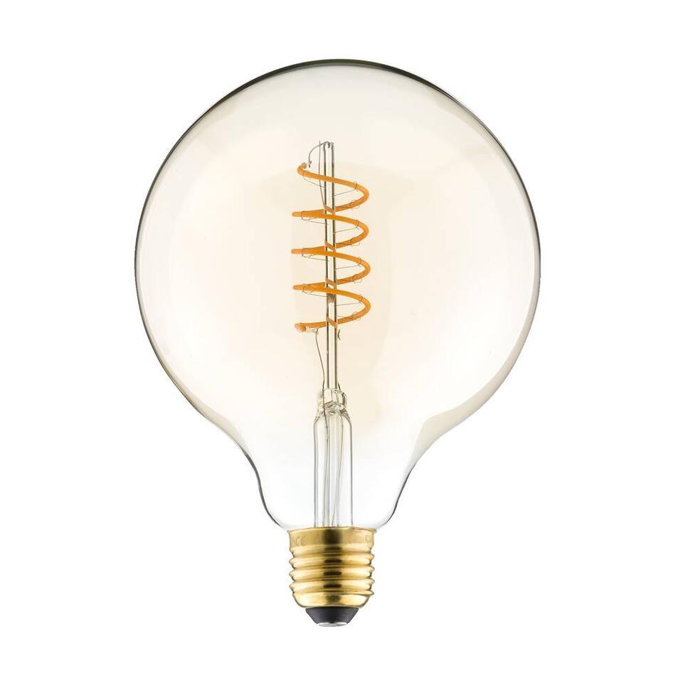 LED globelamp - goudkleur - 4W-E27