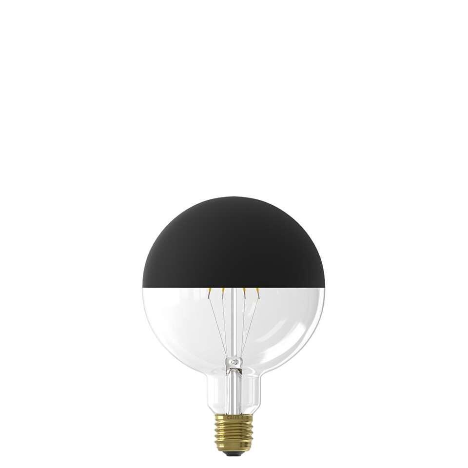 Calex LED kopspiegellamp 4W E27 - zwart