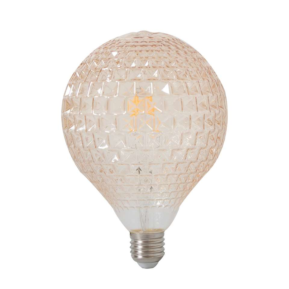 Calex LED globelamp 4W E27 - goud