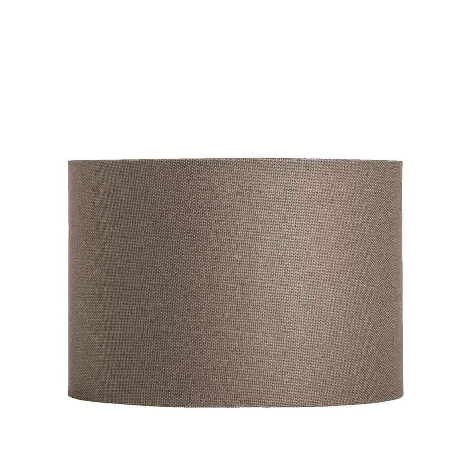 Kap Cilinder - taupe - 30x21 cm