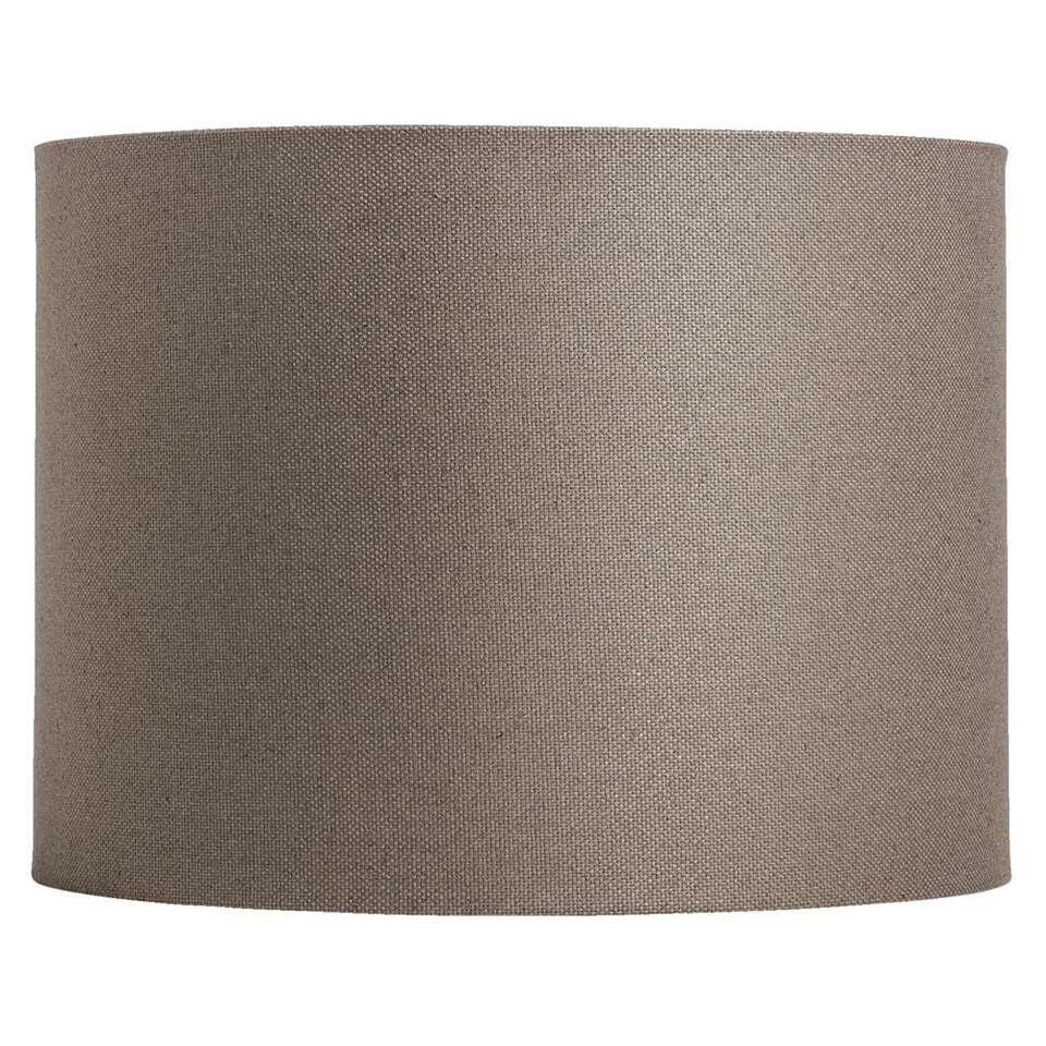 Kap Cilinder - taupe - 40x30 cm