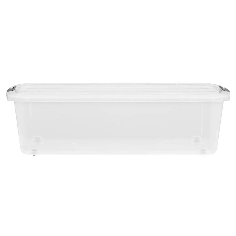 Opbergbox topbox 40 liter - 18,5x39x68 cm - Leen Bakker
