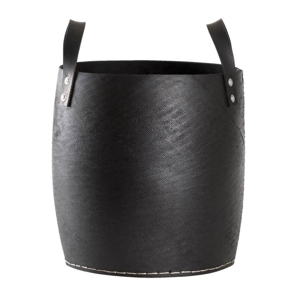 Mand Ruben - zwart - 37x35 cm