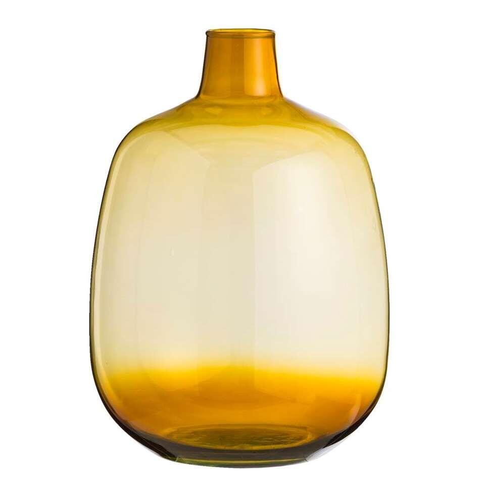 Vaas Juriaan – geel – 30,5×23 cm – Leen Bakker