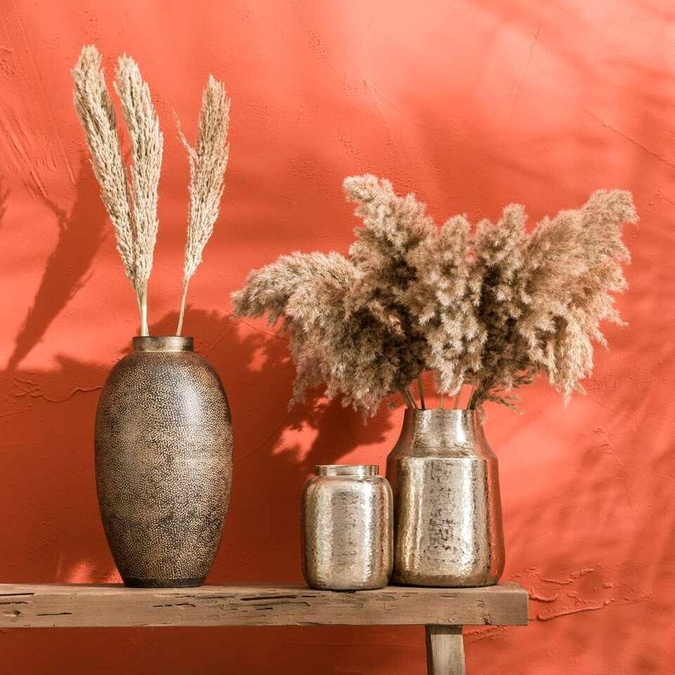 Vaas Timothy - goudkleur - 40x23 cm