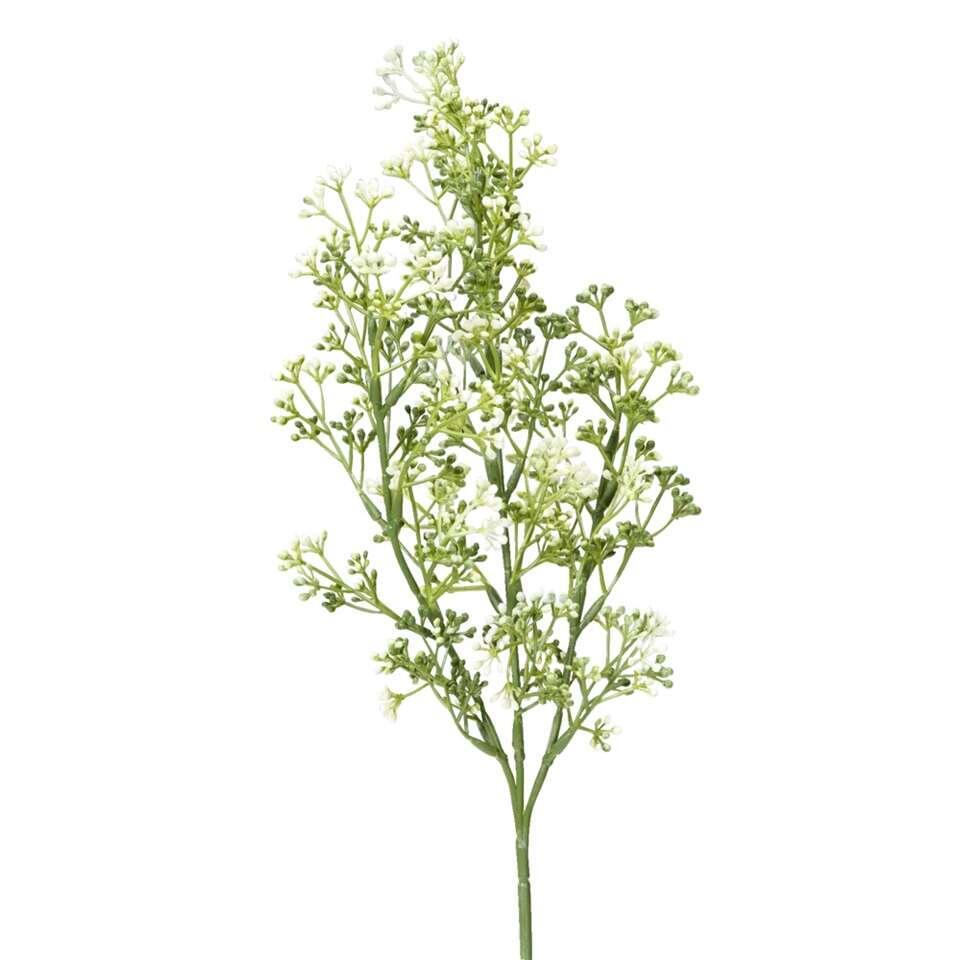 Een fleurige bos bloemen in huis die nooit verwelkt? Klinkt haast te mooi om waar te zijn, maar het kan écht! Deze prachtige kunstbloemen doen niet onder voor de echte en vragen geen onderhoud. Zet ze in een vaas als mooi decorati