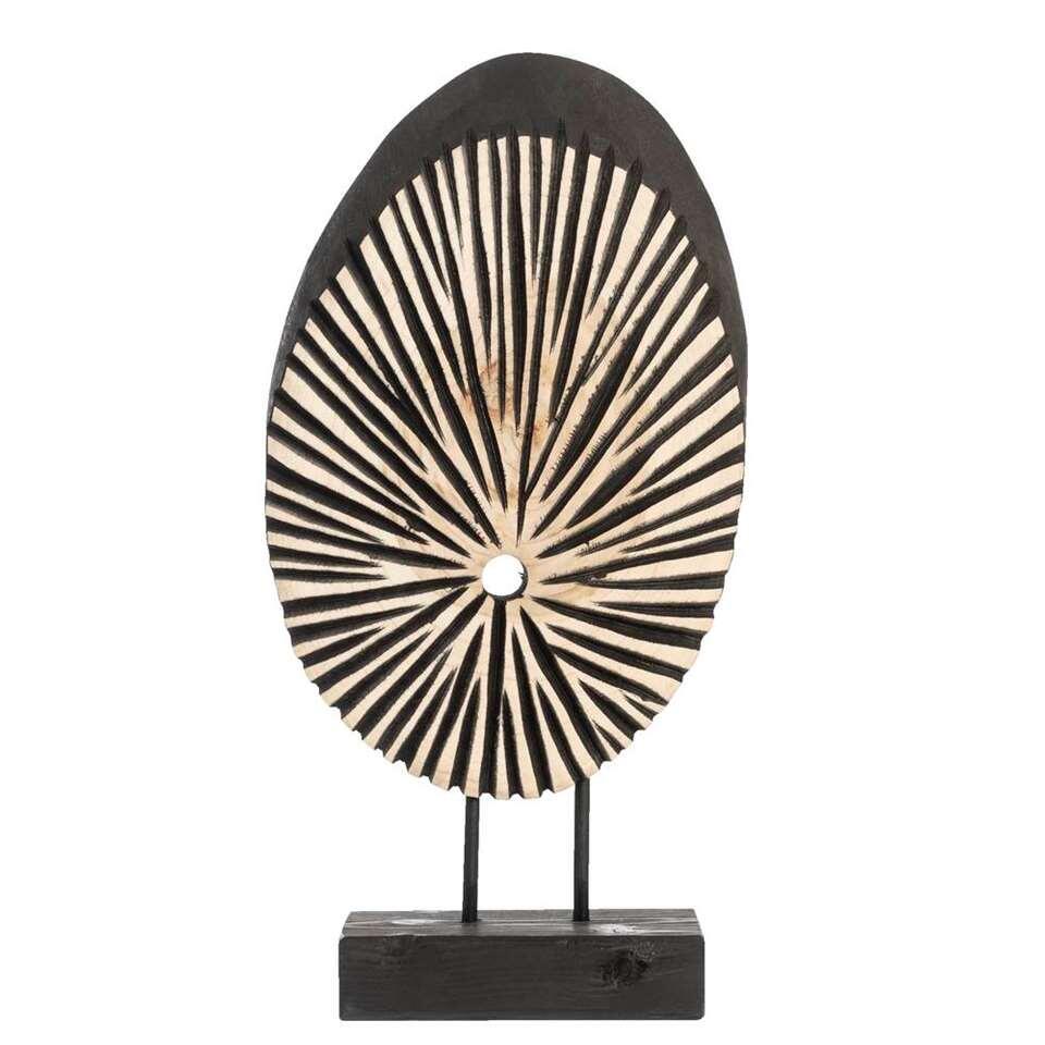 Ornament Michel - naturelkleur - 21x42x10 cm