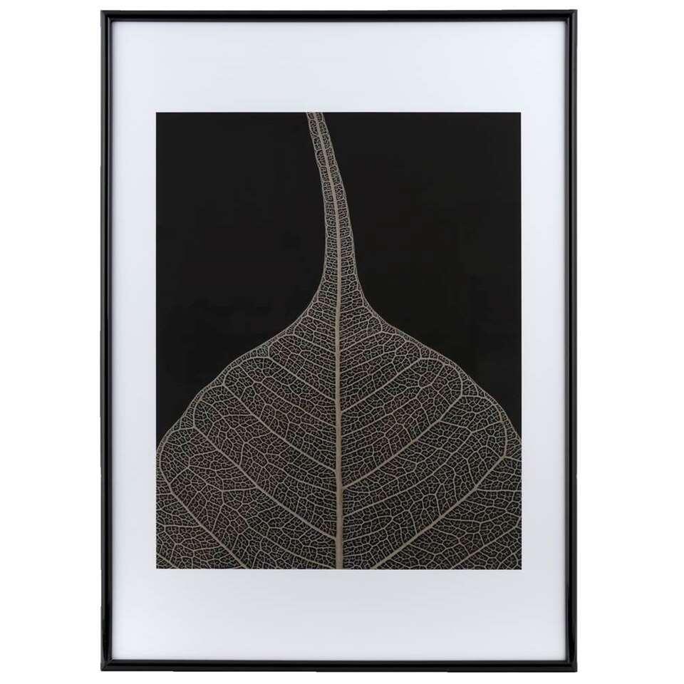 Fotolijst LBK - zwart - 50x70 cm