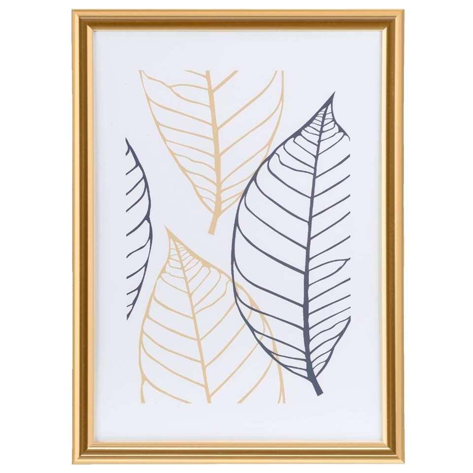 Fotolijst Easy Frame - goudkleur - 13x18 cm