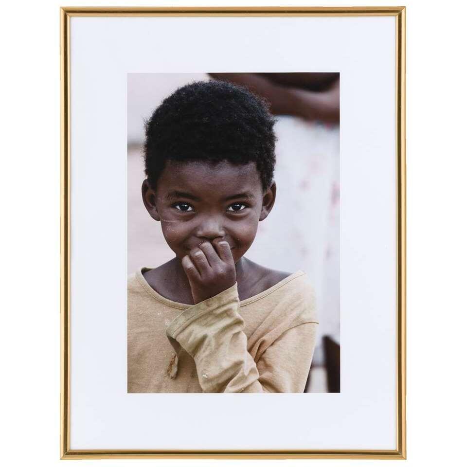 Fotolijst Easy Frame Goudkleur 30x40 Cm