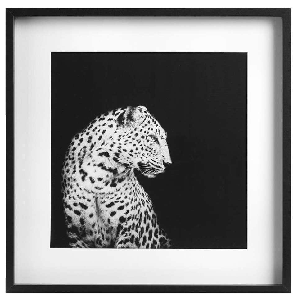 Fotolijst Goes - zwart - 40x40 cm