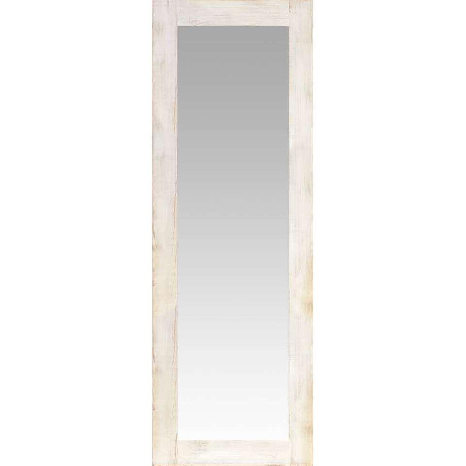 Spiegel Noa - wit - 50x145 cm