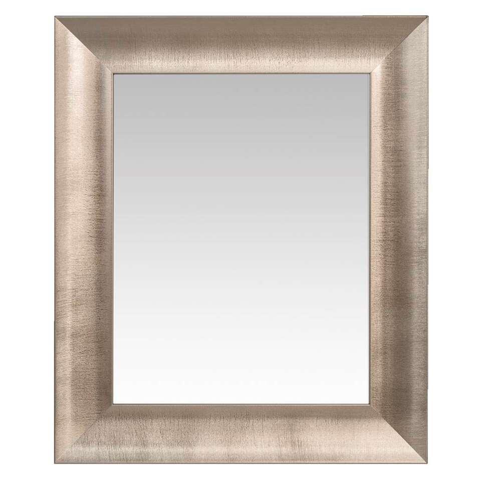 Spiegel Zeist – bruin – 50×60 cm – Leen Bakker