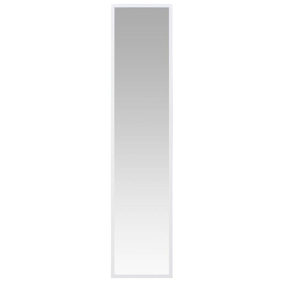 Spiegel Nancy - wit - 33,5x150 cm