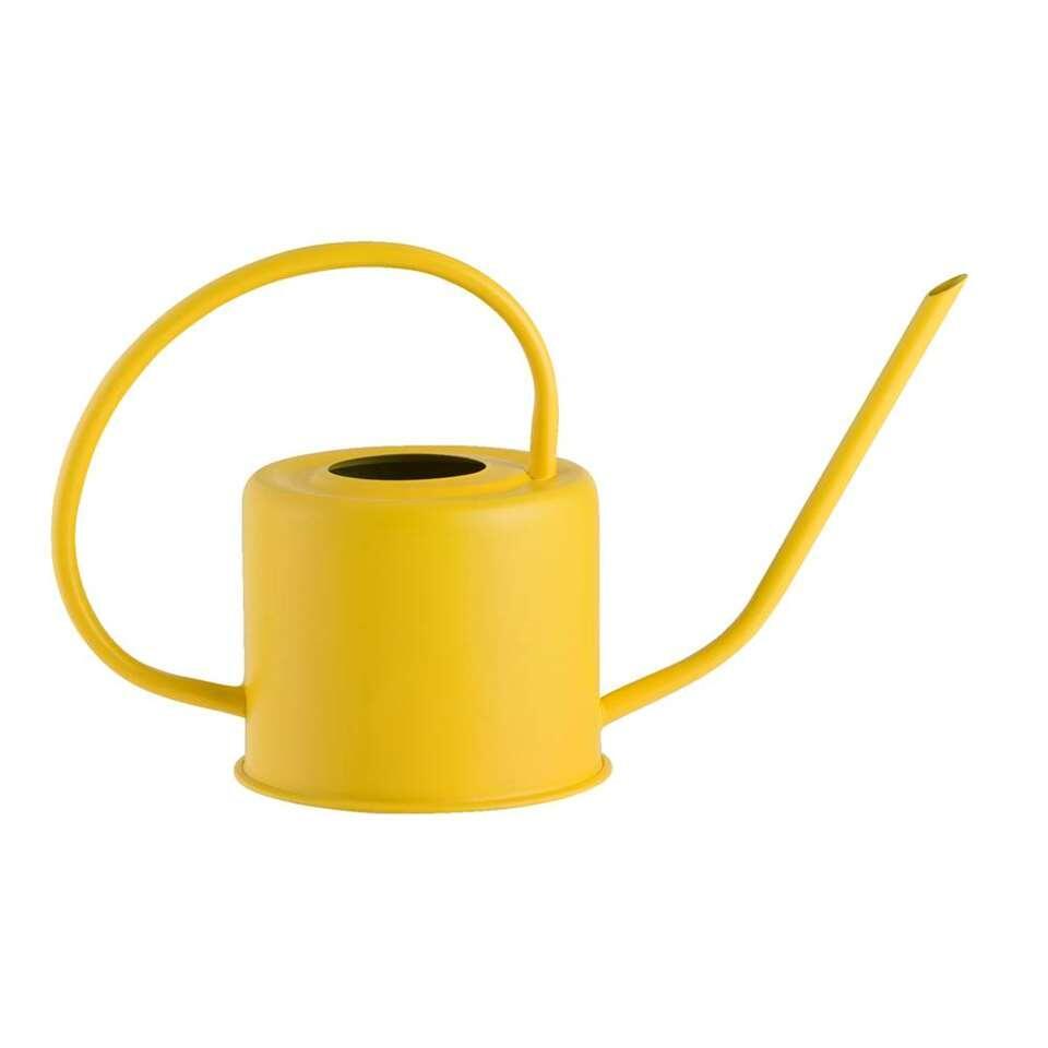 Gieter Sem - geel - Leen Bakker