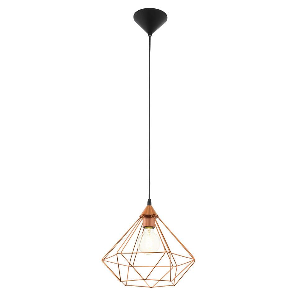 EGLO hanglamp Tarbes is een trendy hanglamp met een retro look. Een ware eyecatcher in je interieur.