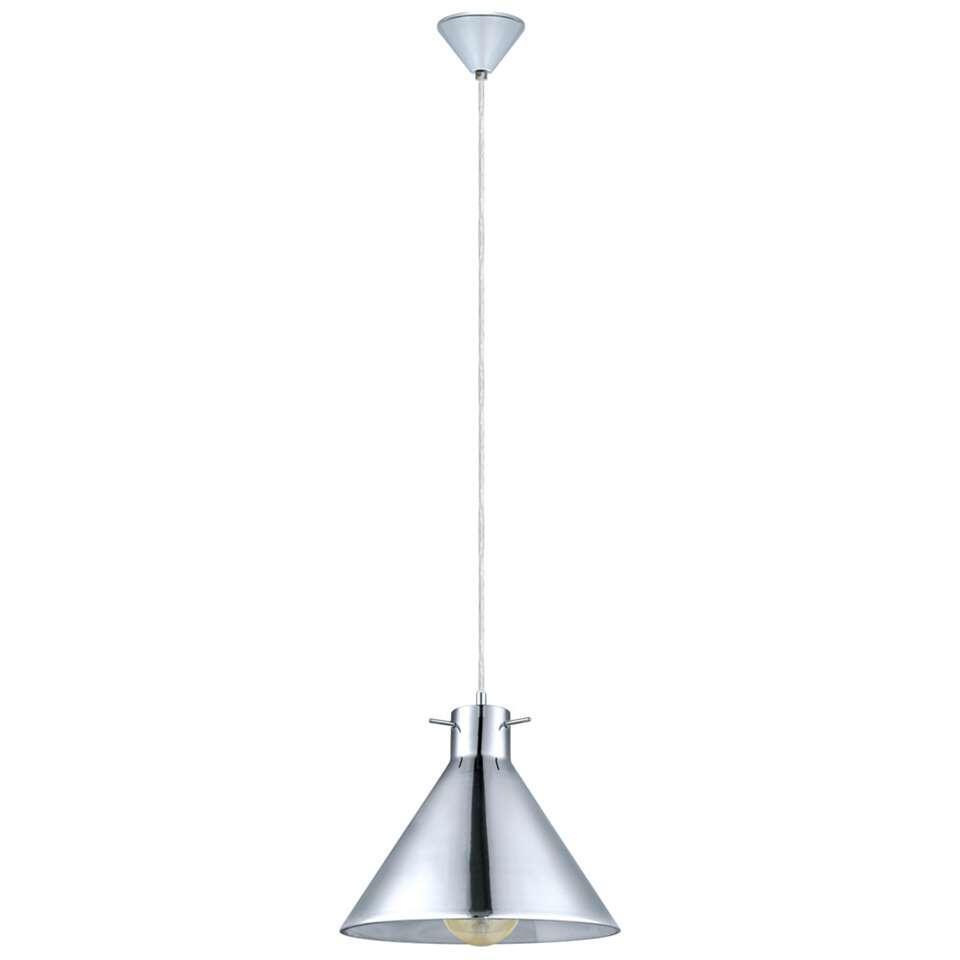 EGLO hanglamp Brixham - rookglas - Leen Bakker