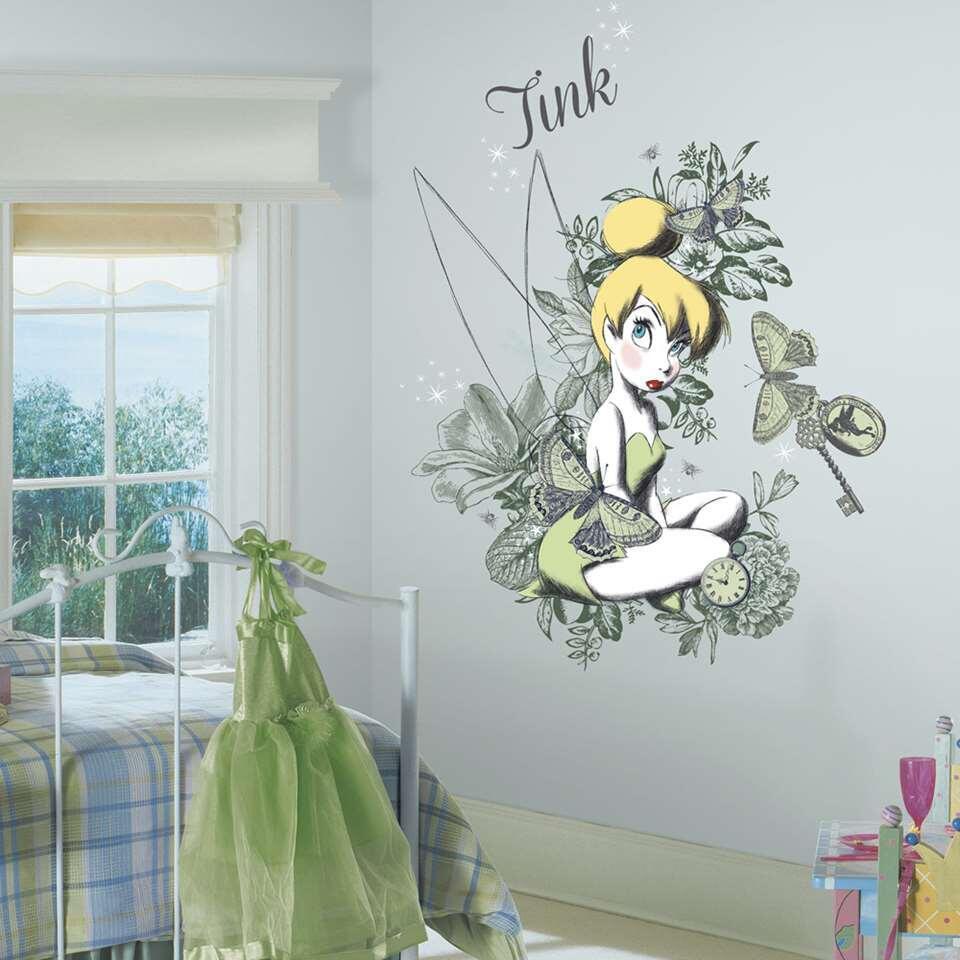 RoomMates muursticker Disney Tinker Bell - 54x7 cm - Leen Bakker