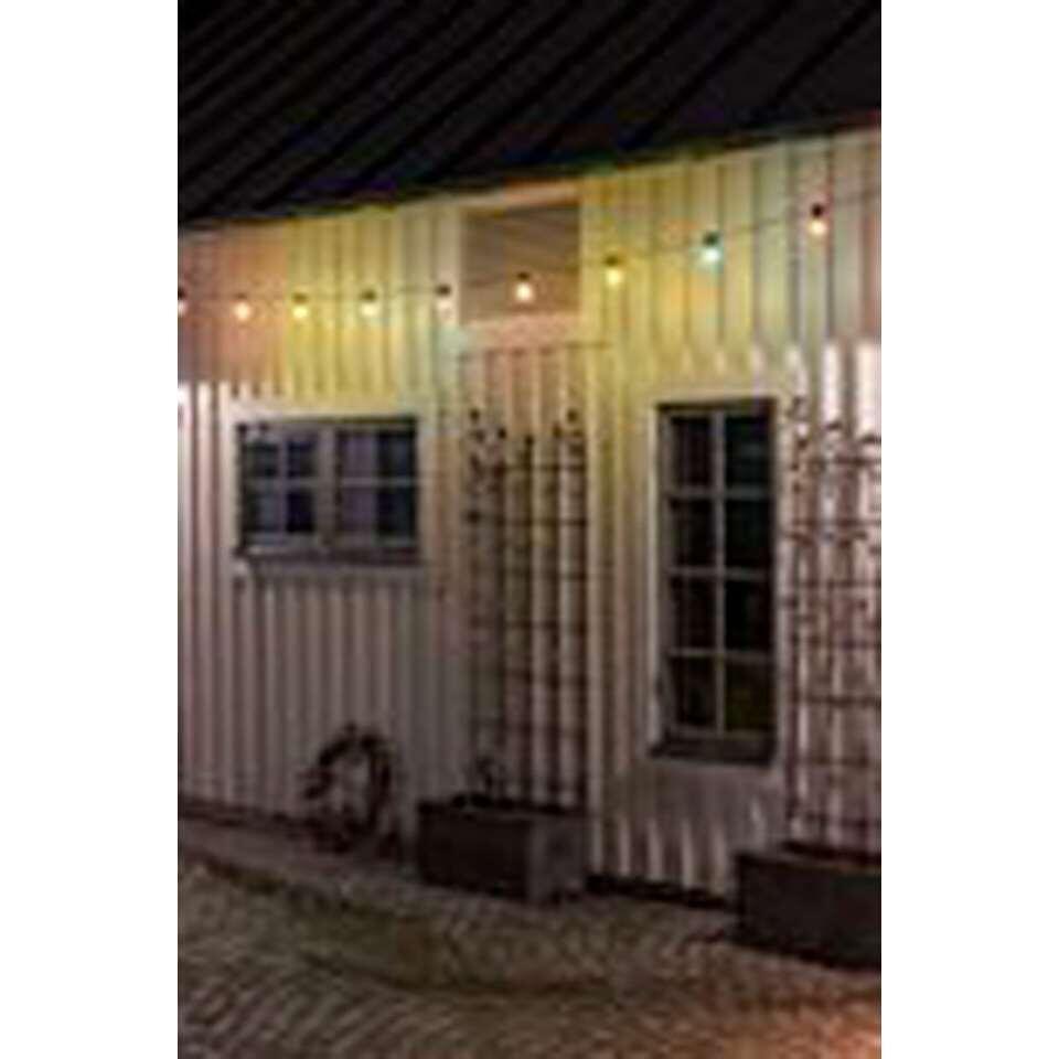 Konstsmide LED-snoer - binnen/buiten - 10 lampjes - multikleur - Leen Bakker
