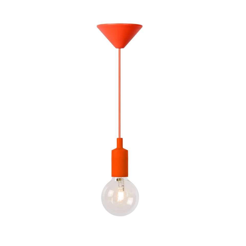 Lucide pendel Fix - oranje - Leen Bakker