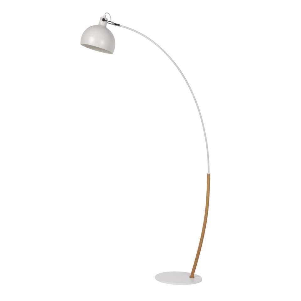 Lucide vloerlamp Dumbo - wit - Leen Bakker