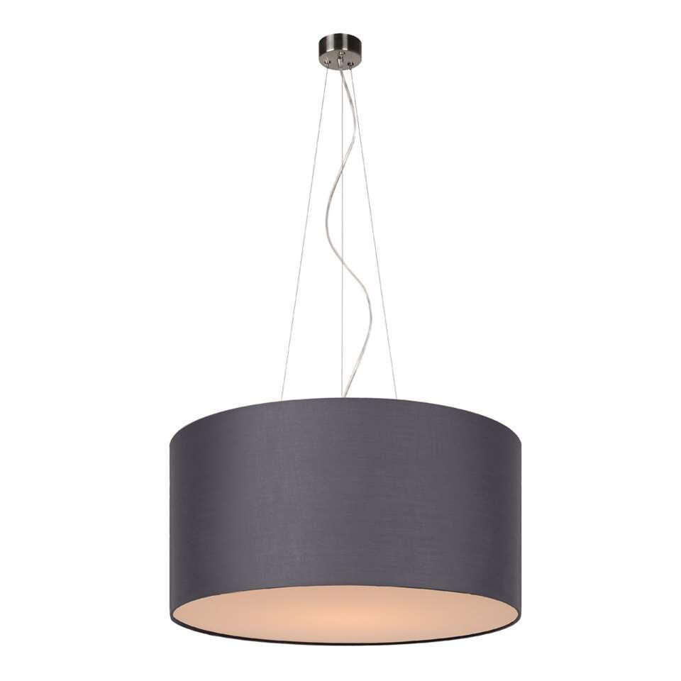 Lucide hanglamp Coral - 40 cm - grijs