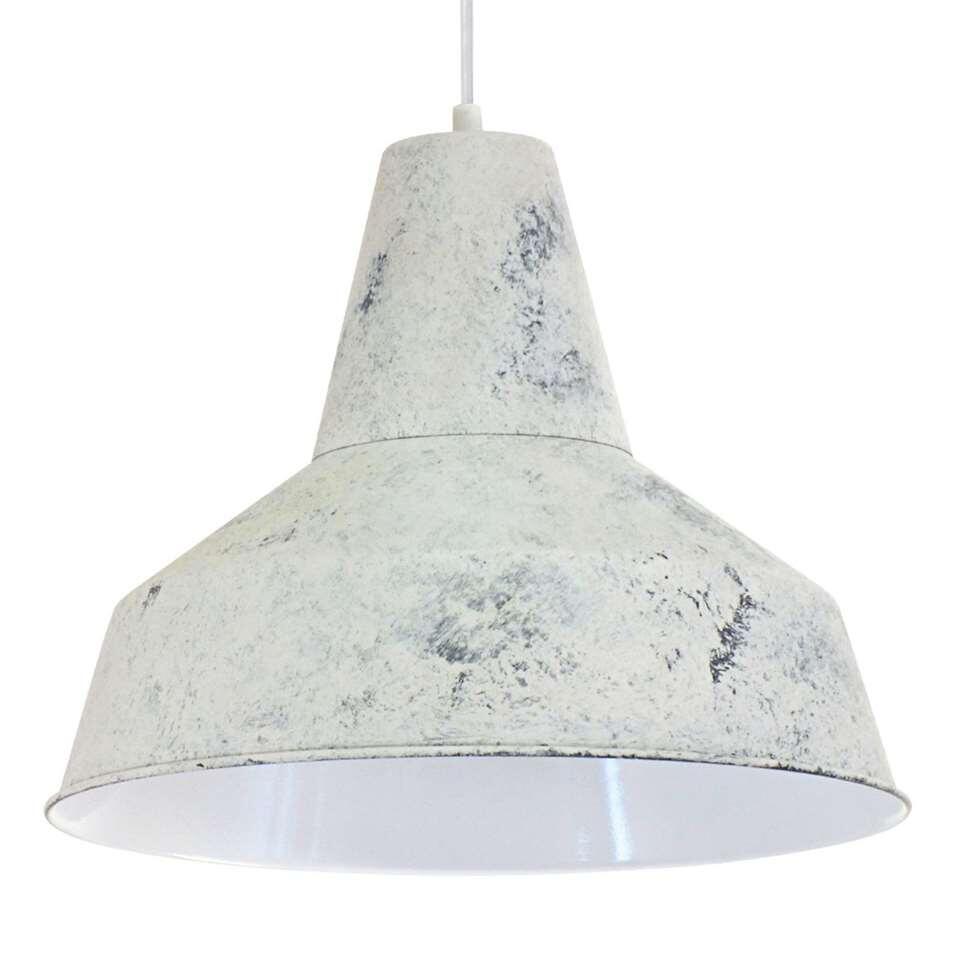 EGLO hanglamp Somerton - antiek wit - Leen Bakker