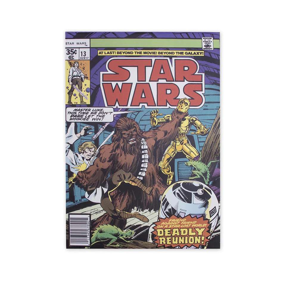 Graham & Brown canvas Star Wars Chewbacca - 70x50 cm - Leen Bakker