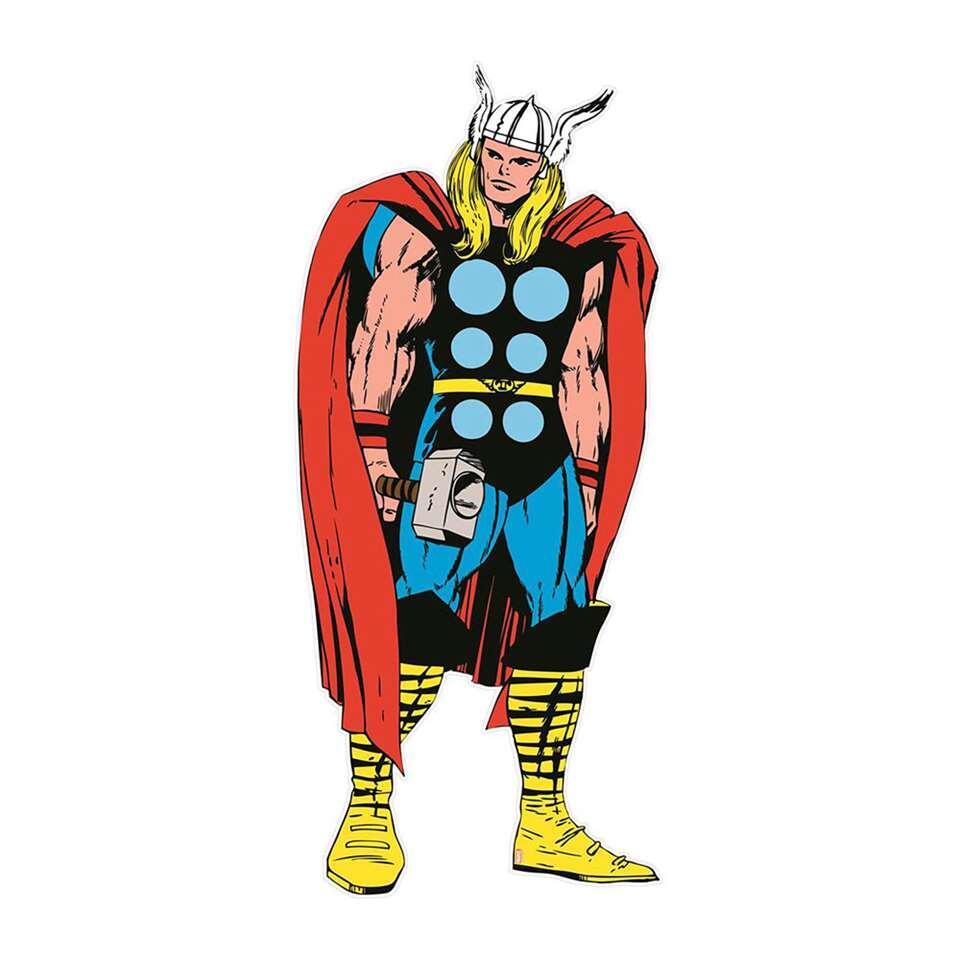Graham & Brown muursticker Marvel Comics Thor - 148x60 cm - Leen Bakker