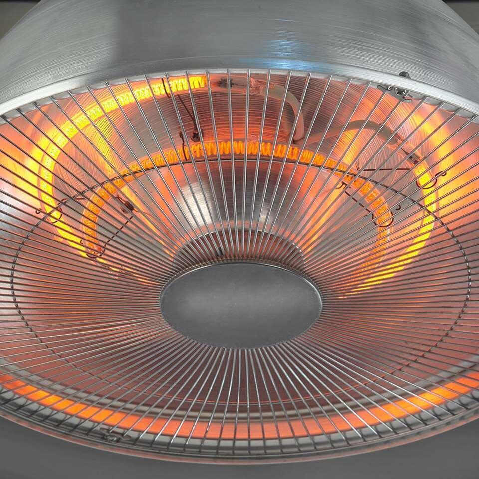 Eurom partytent heater 1500 IND - 42x42x33 cm - Leen Bakker
