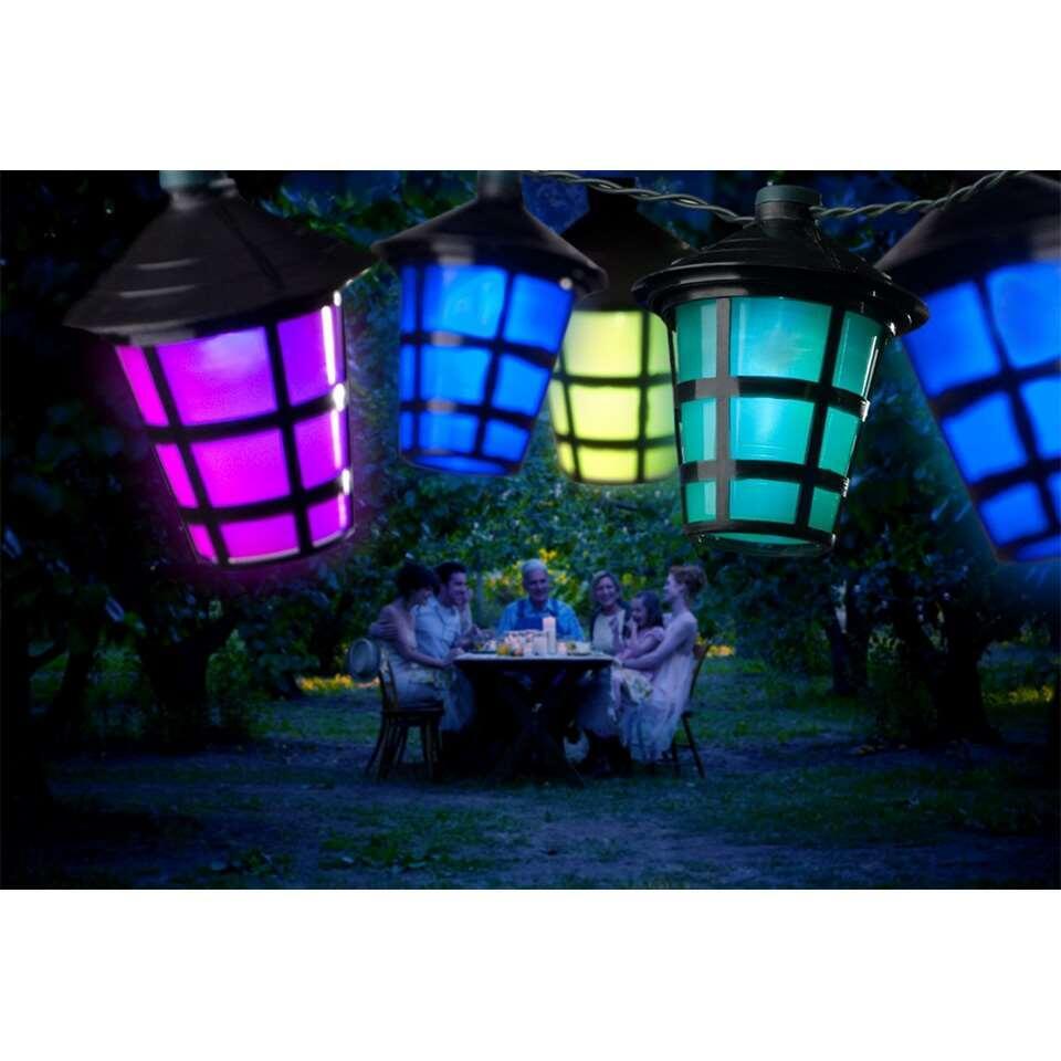 Konstsmide partyverlichting lichtsnoer - 40 LED - multikleur