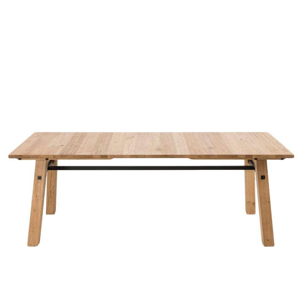 Table à manger Norsholm - couleur ch3àne - 210 cm