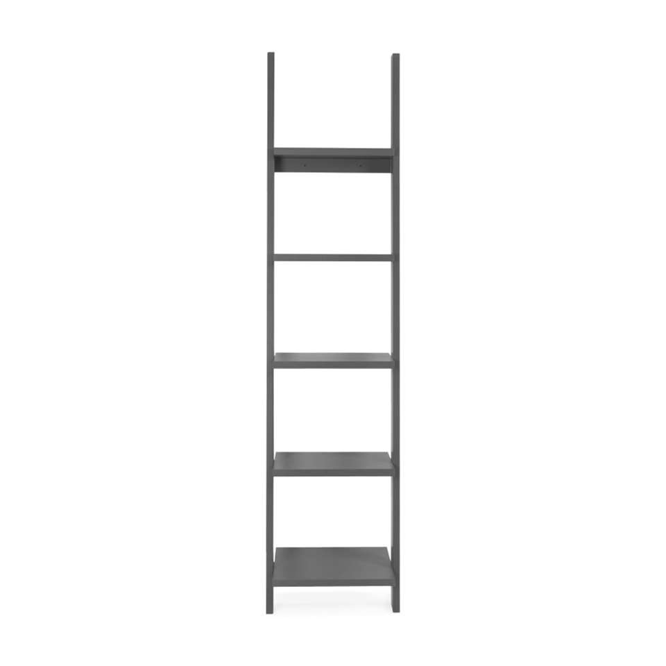 Tenzo wandrek Strada - donkergrijs - 188x45x35 cm - Leen Bakker