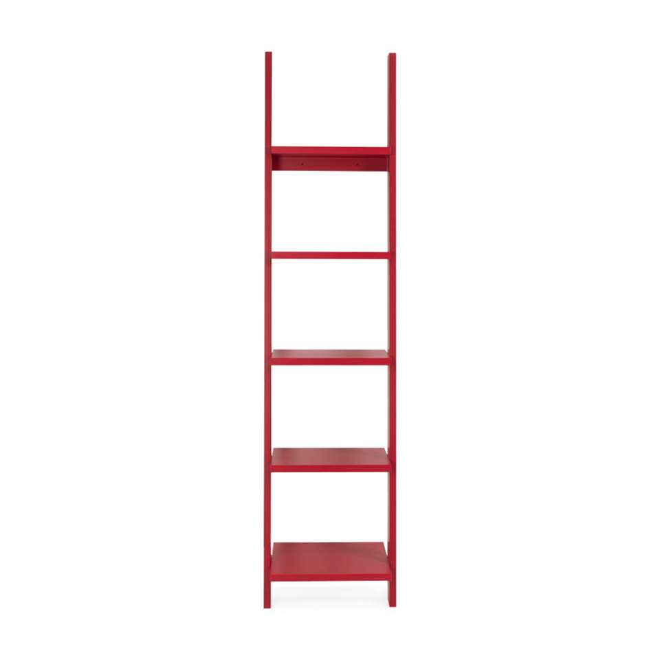 Tenzo wandrek Strada - rood - 188x45x35 cm - Leen Bakker