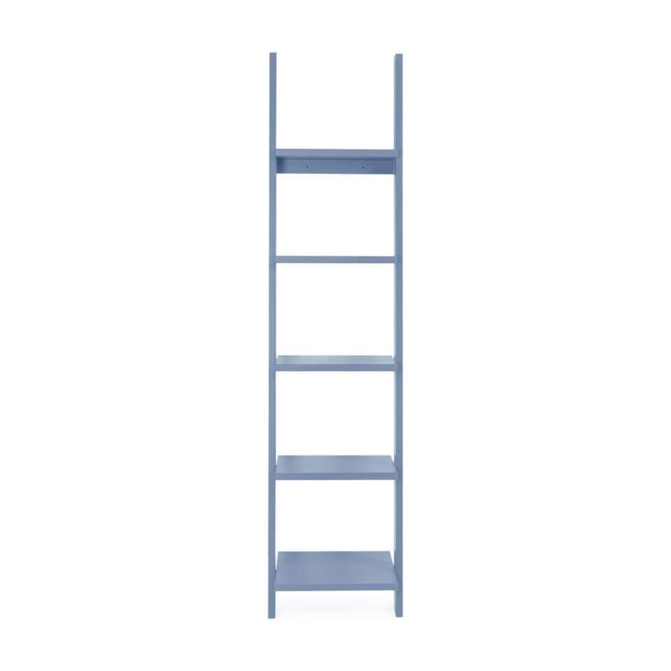 Tenzo wandrek Strada - grijsblauw - 188x45x35 cm - Leen Bakker