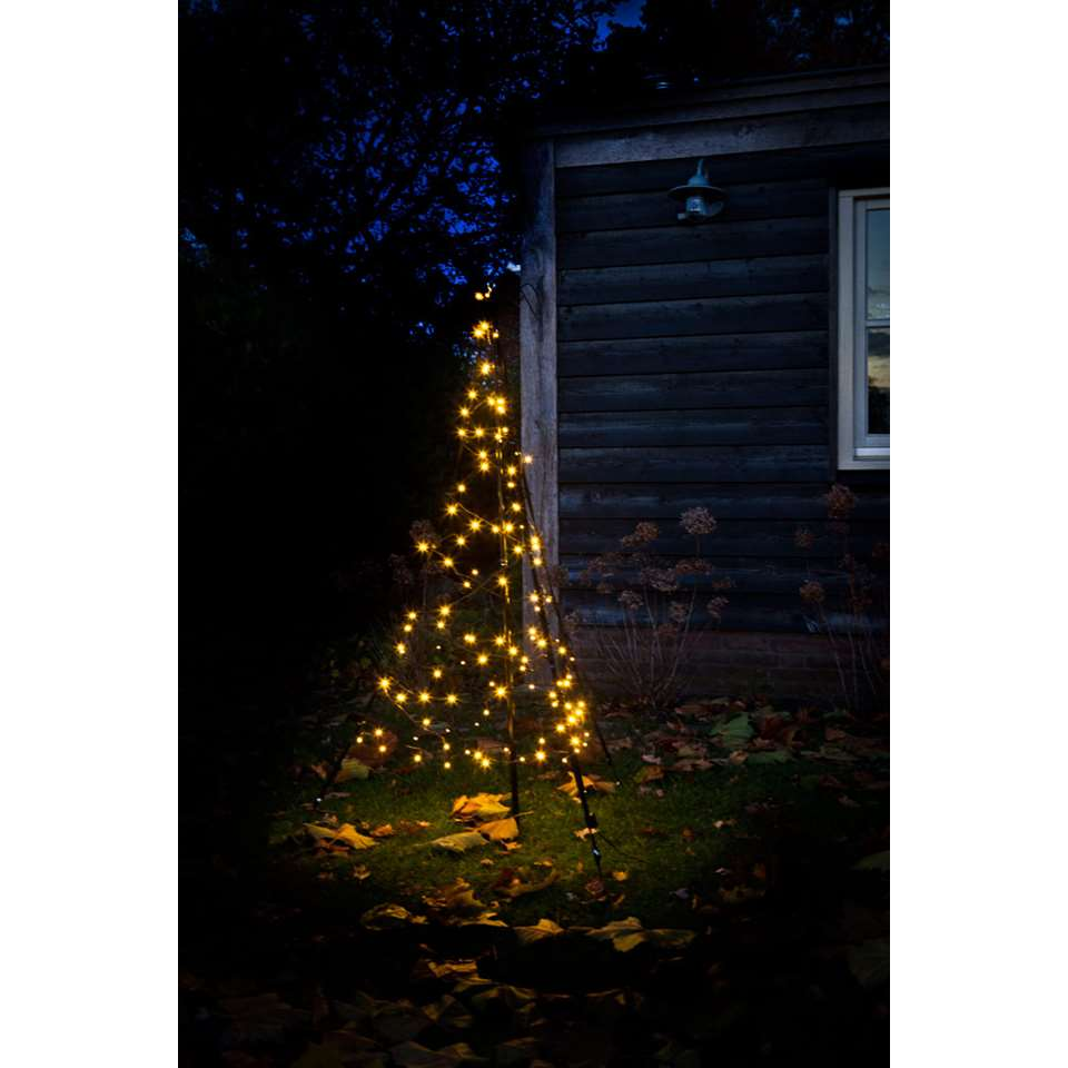Fairybell kerstboomvorm - 145 cm - Leen Bakker