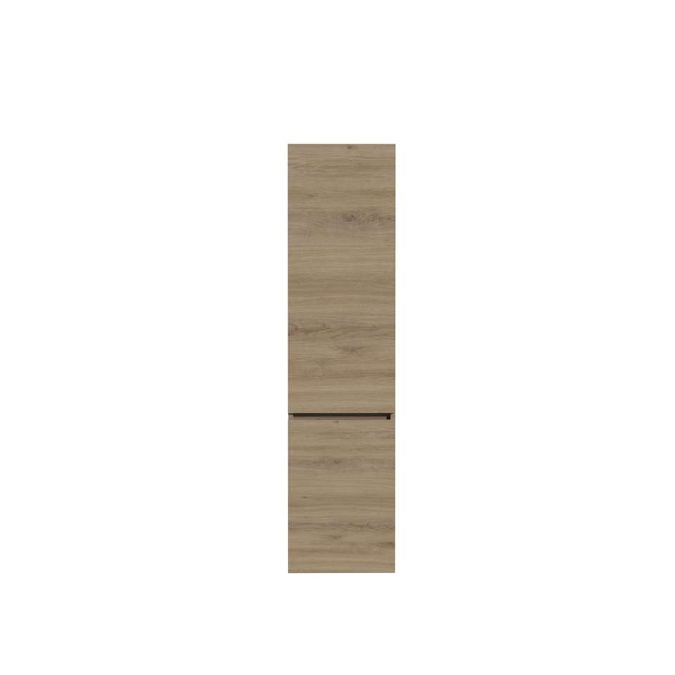 81006101 hoge kolomkast Loft  chalet eik  40x160x35 cm